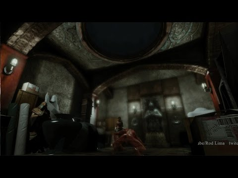 Resident Evil 2 Remake -fan UDK game- Claire B 'testing all rooms and puzzles' pt1