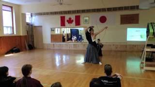 Ottawa Kyudo Workshop Demonstration
