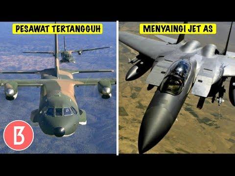 Super Canggih! 7 Jet Tempur Dan Pesawat Terbang Asli Buatan Indonesia Yang Mendunia