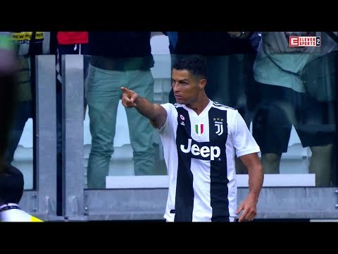 Cristiano Ronaldo Vs Sassuolo Home 18-19 HD 1080i By zBorges