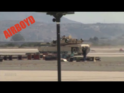 Marine Air Ground Assault (MAGTF) - Miramar Air Show 2012