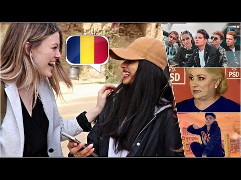 CE CRED STRAINII DESPRE ROMANIA?! (BARCELONA)