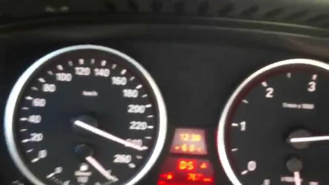 istanbul bursa bmw 520d hız denemesi - youtube