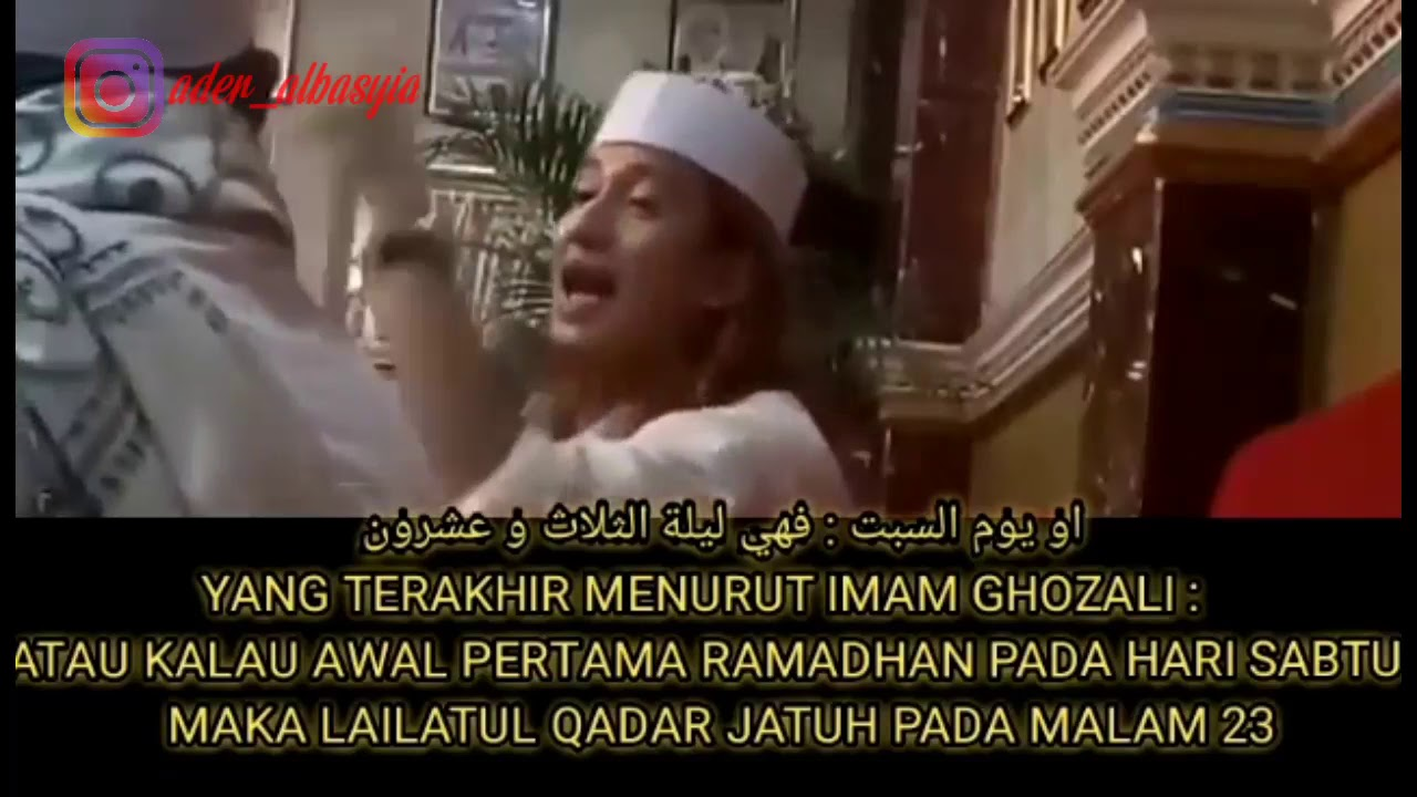 TERBARU!!! HABIB BAHAR BIN SMITH (MALAM LAILATUL QADR ...
