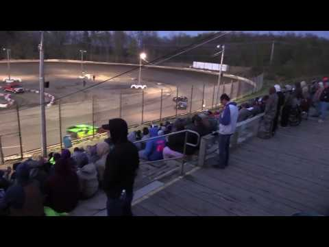 Hilltop Speedway Modified Feature 4-22-17