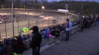 Hilltop Speedway | Modified Feature 4/22/17