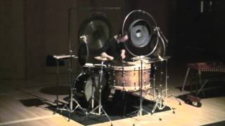 Pius Cheung - Nian2 For Multiple Percussion (excerpt)