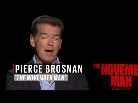 Brosnan's double life