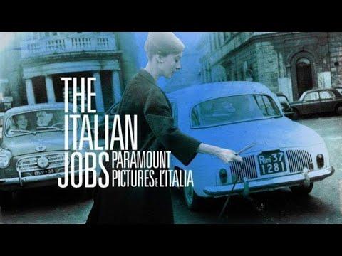 The Italian Jobs: Paramount Pictures e l'Italia: 5 cose da sapere sulla prima produzione targata P
