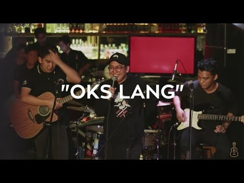 "John Roa (JRoa) - ""OKs Lang"" Live on Stages Sessions"