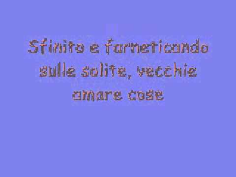 Mark Salling & Dot Marie Jones  - Mean (Traduzione Italiano)