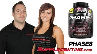 MuscleTech Phase8 Reviews - Supplementing.com