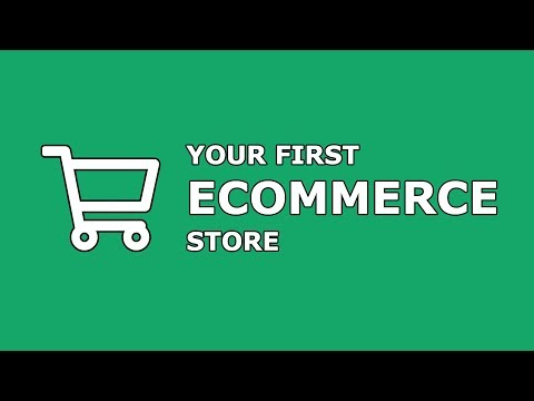 How to Create your First Online Shop - eCommerce Websites for Beginners