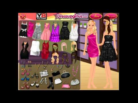 Girls Party Prep Dress Up Game - Y8.com Online Games By Malditha