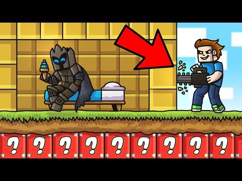 Minecraft: LEGO LUCKY BLOCK BEDWARS! - Modded Mini-Game