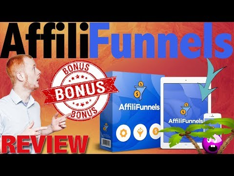AffiliFunnels Review With Bonuses. http://bit.ly/2L0HGWi
