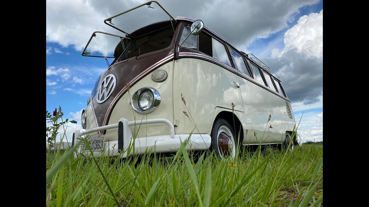 FORSALE - Volkswagen T1  Bus - Brazil 1973 - Ref. C662