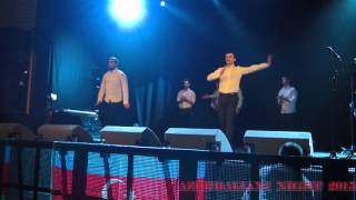 Azerbaijani Night 2015 male dancers