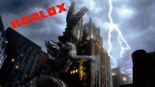 [ROBLOX - Godzilla: Monsters Awakened] Zilla! (1998)
