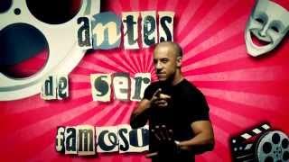 Antes de ser famoso - Vin Diesel