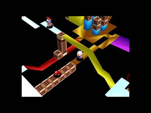 Hidden Bomberman 64 stages discovered after 19 years