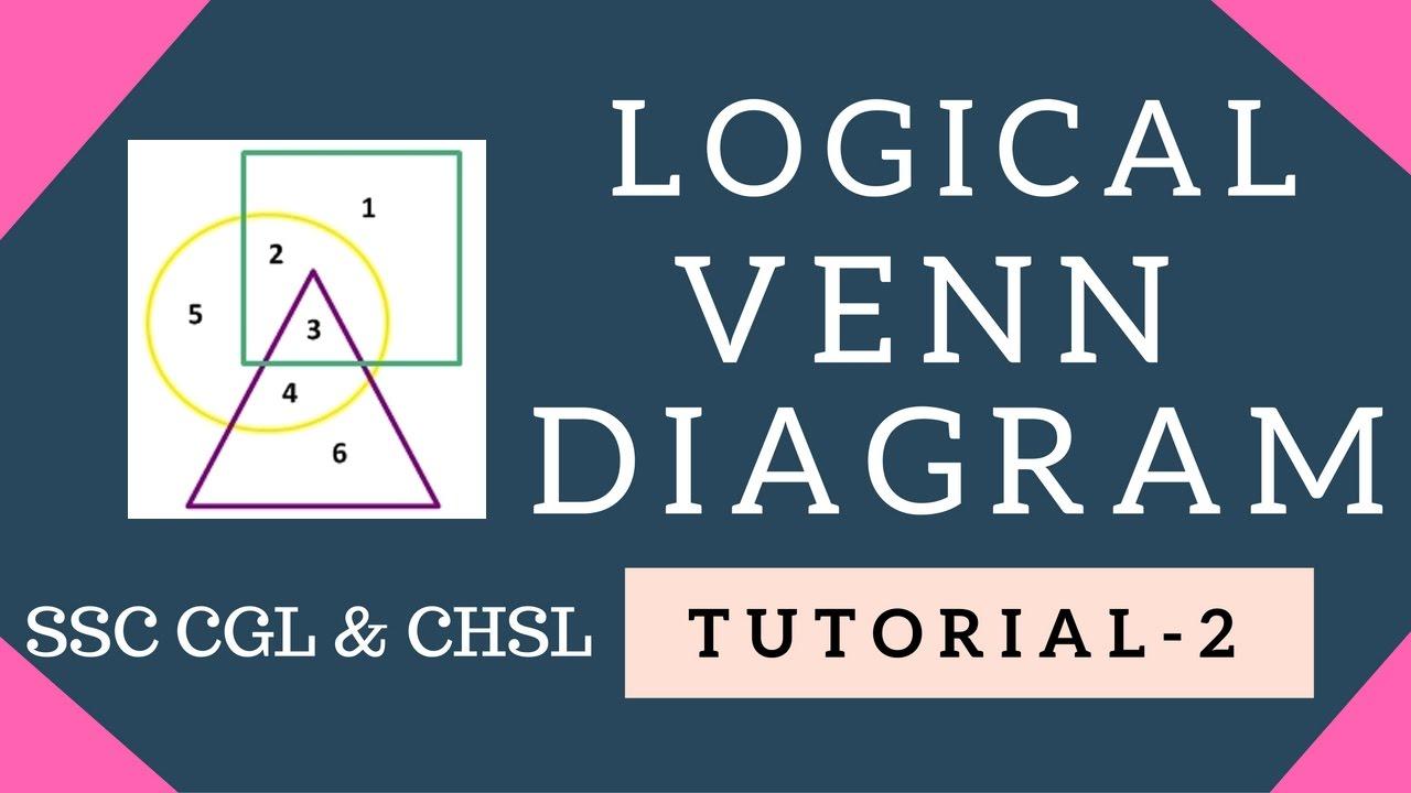 Logical venn diagram non verbal reasoning tutorial 2 ssc cgl logical venn diagram non verbal reasoning tutorial 2 ssc cgl ssc chsl railway youtube ccuart Choice Image