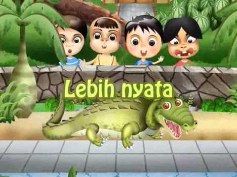 25++ Kebun binatang kartun gambar animasi hewan terupdate