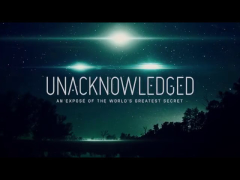 NEW Unacknowledged Trailer