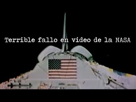 El fallo de la NASA que revelaría un fraude espacial