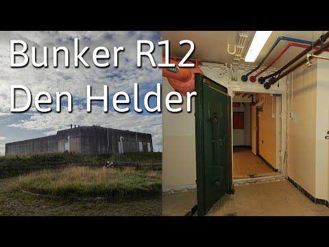 Bunker R12 Den Helder