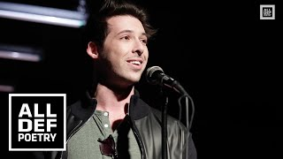"""Kevin Kantor - """"Unsolicited Advice""""   All Def Poetry x Da Poetry Lounge   All Def Poetry"""