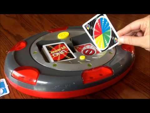 Uno Flash Card Game