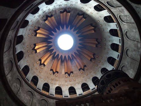 Храм Гроба Господня или Храм Солнца?