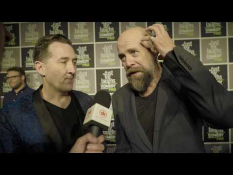 Just For Laughs Festival 2016 Backstage: Greg Tiernan & Conrad Vernon