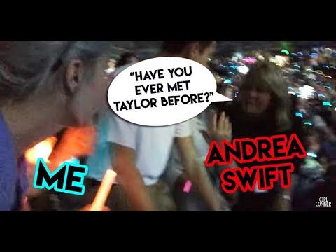The EXACT MOMENT Andrea Swift Invited Us to Loft 89!