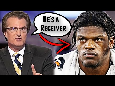 What The NFL Said About Lamar Jackson Before He Was Drafted By The Baltimore Ravens