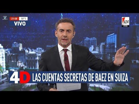 """4 Días"", De Luis Majul (Parte 1 HD) - 15/03/18"