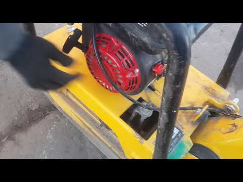 Аренда, прокат виброплиты бензиновой. Особенности применения и эксплуатации виброплиты от Будпрокат