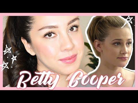 Betty Cooper Makeup Tutorial Cinemapichollu