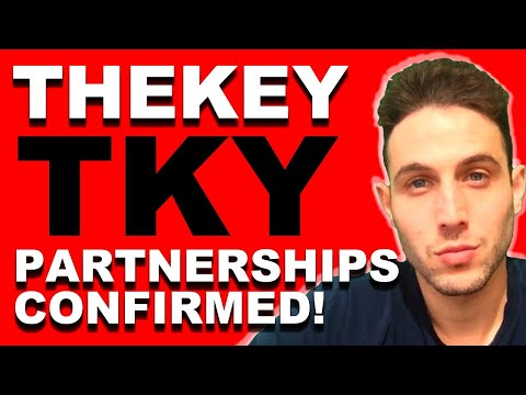 THEKEY TKY Confirms massive partnerships! Alipay, Ant Financ