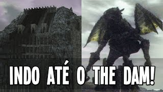Shadow of the Colossus - VISITANDO O THE DAM!