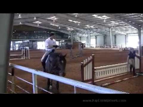 Will Coleman Clinic - Texas Rose Horse Park - Tally Ho Farm Riders