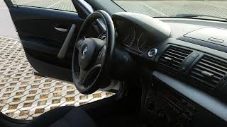 BMW 118d 2007 short review