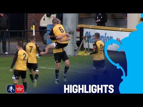 Southport 2-0 Boreham Wood | Round 1 | Emirates FA Cup 2018/19