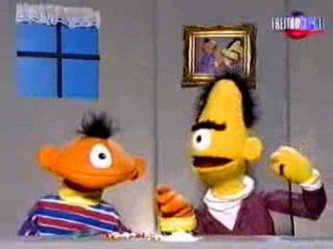 Bernie & Ert