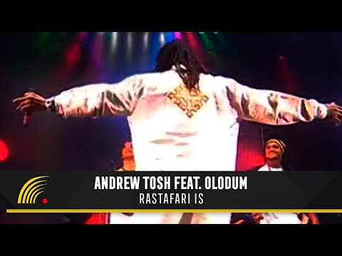 Andrew Tosh feat. Olodum - Rastafari Is - Tributo a Peter Tosh