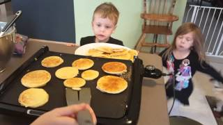Toddler Hates Pancakes