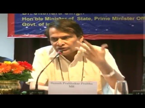 Live: Railway Minister Suresh Prabhu Flags Off New Trains