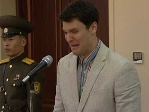 US Student Pleads in North Korean Court