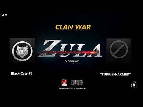 ZULA EUROPE (ZulaOyun) CW  Black-Ctas-Pl  vs *TURKISH-ARMED*